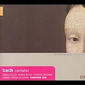 Bach: Cantatas / Coin, Schlick, Scholl, Pr&#233;gardien, et al