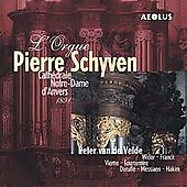L' Orgue Pierre Schyven 1891 / Peter van de Velde