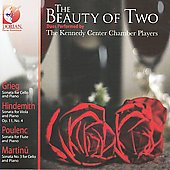 The Beauty of Two / Kennedy Center Chamber Players