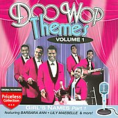Various Artists: Doo Wop Themes, Vol. 1: Girls, Pt. 1