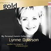 My Personal Handel Collection - Lynne Dawson