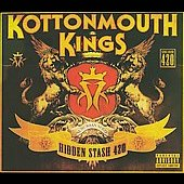 Kottonmouth Kings: Hidden Stash 4-20 [PA] [Digipak]
