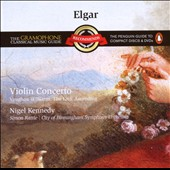 Elgar: Violin Concerto; Vaughan Williams: The Lark Ascending