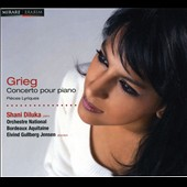 Grieg: Concerto pour piano; Pieces Lyriques