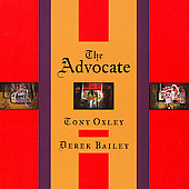 Tony Oxley: The Advocate *