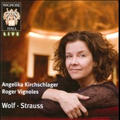 Wolf, Strauss: Songs / Kirchschlager