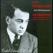 Rachmaninoff: Piano Concertos 2 & 3 / Cherkassky