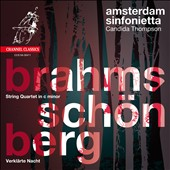 Brahms: String Quartet Op. 51 No. 1 (Version for String Orchestra)
