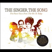 Various Artists: The Singer, the Song: The Finest Voices from the 60s to Today