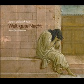J.C. Bach: Welt, Gute Nacht / The English Baroque Soloists - Gardiner
