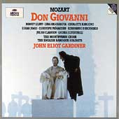 Mozart: Don Giovanni / Gardiner, Gilfry, Orgonasova, et al