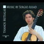Sergio Assad: Guitar Music / Thanos Mitsalas
