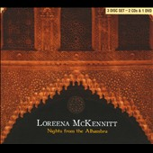 Loreena McKennitt: Nights from the Alhambra [2CD/1DVD] [Box]