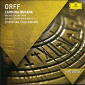 Orff: Carmina Burana / Christiane Oelze, Simon Keenlyside - Christian Thielemann