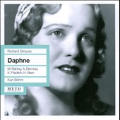 Richard Strauss: Daphne / Alsen, Frutschnigg, Reining, Dermota, Friedrich, Monthy, Sallaba, Schweiger, Beier, Loose, Schober