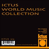 Andrea Centazzo: Ictus World Music Collection [Box]