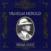 Prima Voce - Vilhelm Herold