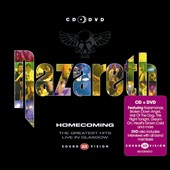 Nazareth: Homecoming: The Greatest Hits Live in Glasgow