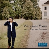 Mozart Piano Sonatas nos 4, 8 10 & 17 / William Youn, piano