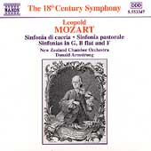 L. Mozart: Symphonies / Armstrong, New Zealand CO