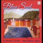 Marc Devine/Art Johnson: Blue Sud [Slipcase]
