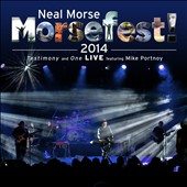 Neal Morse: Morsefest! 2014: Testimony and One Live