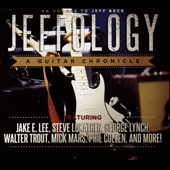 Various Artists: Jeffology: A Guitar Chronicle [Digipak]