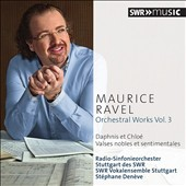 Maurice Ravel: Orchestral works, Vol. 3