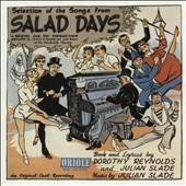 Salad Days [Original Cast Recording]