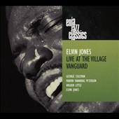 Elvin Jones: Live at the Village Vanguard [Digipak]