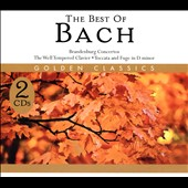 The Best of Bach [Golden Classics]