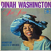 Dinah Washington: In Love