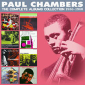 Paul Chambers: The Complete Albums Collection 1956-1960 *