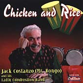 Jack Costanzo: Chicken & Rice [Single] [Single]