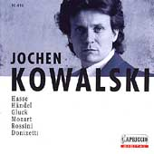 Jochen Kowalski - Arias