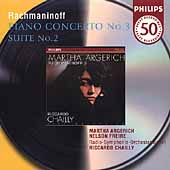 Philips 50 - Rachmaninoff: Piano Concerto, etc / Argerich