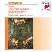 Vivaldi: The Four Seasons / Jeanne Lamon, Tafelmusik