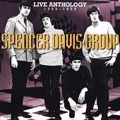 The Spencer Davis Group: Live Anthology, 1965-1968