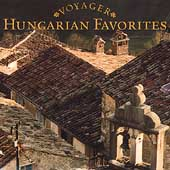 Various Artists: Voyager Series: Hungarian Favorites