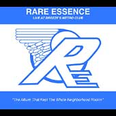 Rare Essence: Live at Breeze's Metro Club