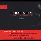 Stravinsky Vol II