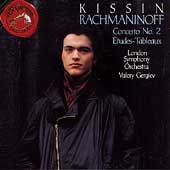 Rachmaninoff: Piano Concerto no 2 / Kissin, Gergiev