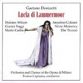 Donizetti: Lucia di Lammermoor / Capuana, et al