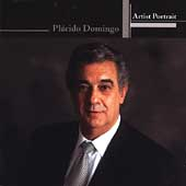 Artist Portrait - Pl&aacute;cido Domingo