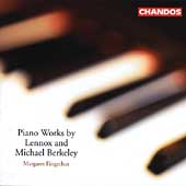 Piano Works by Lennox & Michael Berkeley / Fingerhut