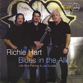Richie Hart: Blues in the Alley