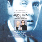 Berg: Violin Concerto / Conlon, Spivakov, et al