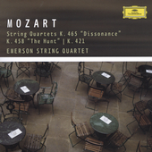 Mozart Collection - Quartets K 421, 458, 465 / Emerson SQ