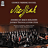 Handel: Messiah / Thomas, Zukerman, Taylor, et al