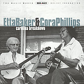 Cora Phillips/Etta Baker: Carolina Breakdown